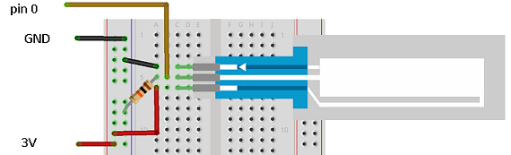 Soft Potentiometer Circuit