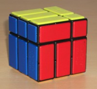 Bandaged Cube - Meffert's
