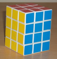 Extended Cube 3x3x4