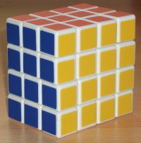 Extended Cube 3x4x4